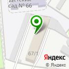 Местоположение компании МеталлПромКомплект