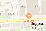 Схема проезда до компании Комсомольская правда в Липецке