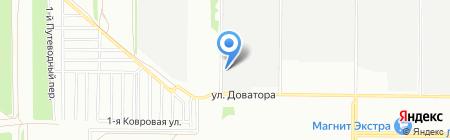 Строй Ресурс на карте Ростова-на-Дону