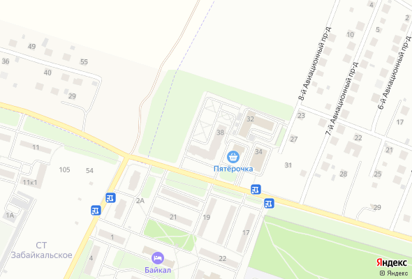 жилой комплекс Авиатор