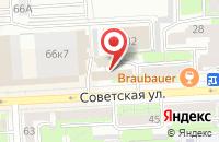 Схема проезда до компании Издательский Дом «Онегинъ» в Липецке