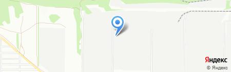 Солнцедар-Дон на карте Ростова-на-Дону