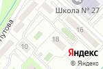 Схема проезда до компании Водомат в Липецке