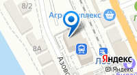 Компания Лоо на карте