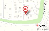 Схема проезда до компании ОЗЁРНЫЙ в Озёрном