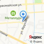 КПС+ на карте Липецка