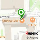 Местоположение компании Магазин фастфудной продукции на ул. Льва Толстого