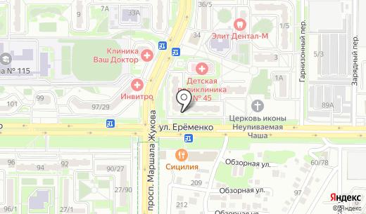 Дукат. Схема проезда в Ростове-на-Дону