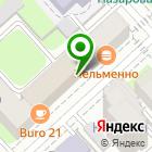 Местоположение компании Адвокатский кабинет Голощаповой С.А.