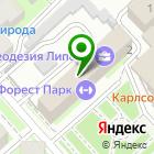 Местоположение компании ИС-Сервис