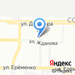 Платежный терминал на карте Ростова-на-Дону