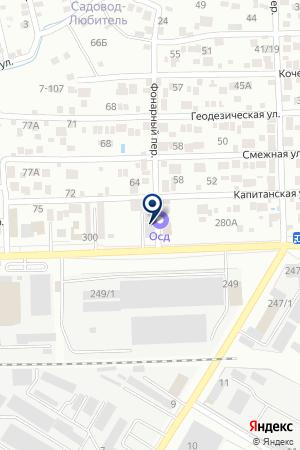 100 zaitsev на карте Ростова-на-Дону