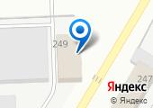 Рабочий Ход на карте