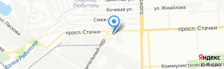 Card Group на карте Ростова-на-Дону