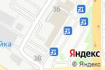 Схема проезда до компании ГринТех в Ростове-на-Дону
