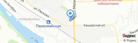 ЭкоПром на карте Ростова-на-Дону