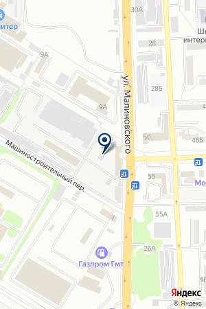 Торговый Дом Специалист на карте Ростова-на-Дону