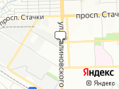 Стоматологическая клиника «Денталь» на карте