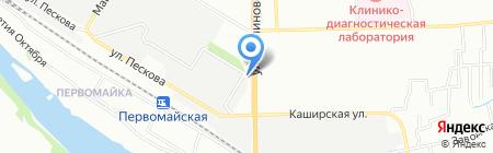 Военно-мемориальная компания на карте Ростова-на-Дону