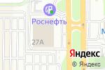 Схема проезда до компании Poisk Home в Ростове-на-Дону