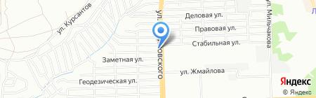 КомТранс-Азиа на карте Ростова-на-Дону