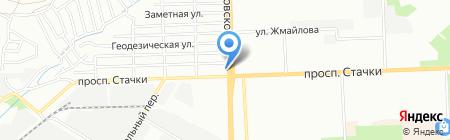 Все для рыбалки и отдыха на карте Ростова-на-Дону