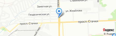 MOTUL на карте Ростова-на-Дону