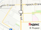 Стоматологическая клиника «Добродент» на карте