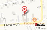 Схема проезда до компании СВ Сервис в Ленинаване