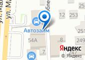 Концепт Сити, ЗАО на карте