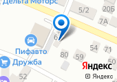 Дунаев А.С. на карте