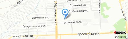ВАНИЛЛА на карте Ростова-на-Дону