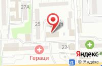 Схема проезда до компании Вираж в Ростове-На-Дону