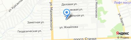 Византия на карте Ростова-на-Дону