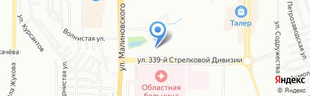 Catherine на карте Ростова-на-Дону