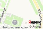 Схема проезда до компании Уютный дом в Секиотово