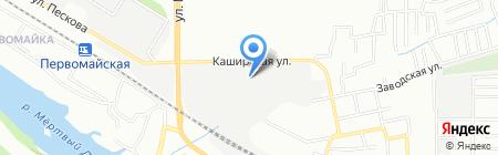 Банг и Бонсомер на карте Ростова-на-Дону