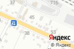 Схема проезда до компании Фасоль в Ростове-на-Дону