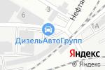 Схема проезда до компании Спецторг-Юг в Ростове-на-Дону