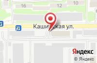Схема проезда до компании Графобал-Дон в Ростове-На-Дону