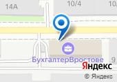 Гамма Колор Рус на карте