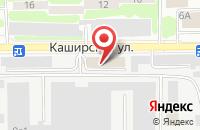 Схема проезда до компании Капиталинвест в Ростове-На-Дону