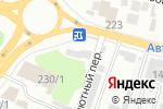 Схема проезда до компании Металлотрейд в Ростове-на-Дону
