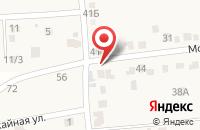 Схема проезда до компании Фея в Красном Крыме