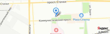 Сказка на карте Ростова-на-Дону