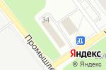 Схема проезда до компании Сеть магазинов бакалеи в Рязани