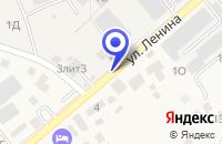 Схема проезда до компании КАФЕ ЮНОСТЬ в Миллерове
