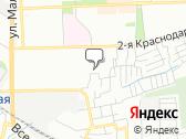 Стоматологическая поликлиника Советского района Ростова на Дону на карте