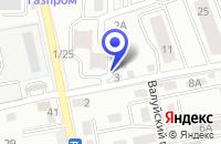 Схема проезда до компании ТФ МИЛЛЕРОВОСЕЛЬМАШ в Миллерове