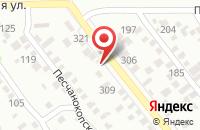 Схема проезда до компании Компас в Ростове-На-Дону